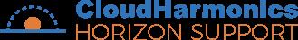 Cloud Harmonics Horizon Support logo